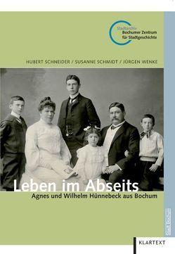 Leben im Abseits von Schmidt,  Susanne, Schneider,  Hubert, Wenke,  Jürgen