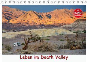 Leben im Death Valley (Tischkalender 2018 DIN A5 quer) von Wilczek,  Dieter-M.