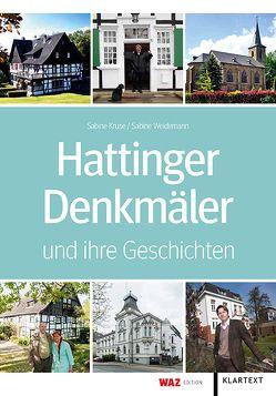 Hattinger Denkmäler und ihre Geschichten von Kruse,  Sabine, Weidemann,  Sabine
