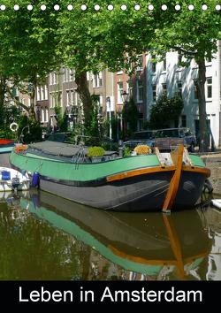 Leben in Amsterdam (Tischkalender 2021 DIN A5 hoch) von kattobello
