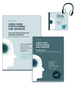 Leben ohne Kopfschmerz und Migräne-Set