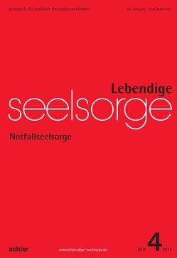 Lebendige Seelsorge 4/2015 von Garhammer,  Erich, Sellmann,  Matthias