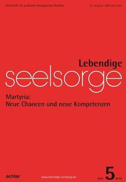 Lebendige Seelsorge 5/2016 von Garhammer,  Erich, Sellmann,  Matthias