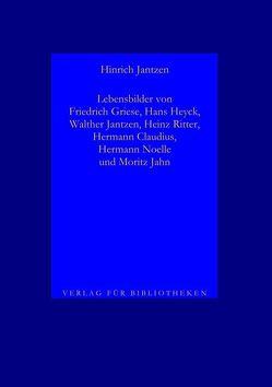Lebensbilder von Dichtern II, 1 von Jantzen,  Hinrich