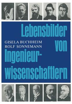 Lebensbilder von Ingenieurwissenschaftlern von BUCHHEIM, SONNEMANN