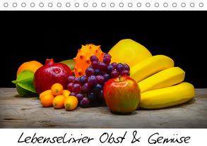Lebenselixier Obst und Gemüse (Tischkalender 2020 DIN A5 quer) von Immephotography