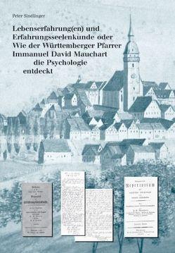Lebenserfahrung(en) und Erfahrungsseelenkunde von Sindlinger,  Peter