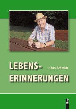 LEBENSERINNERUNGEN von Leumer,  Ingrid, Schmidt,  Hans