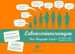 Lebenserinnerungen: Das Biografie-Spiel von Paul,  Linus