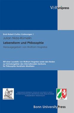 Lebensform und Philosophie von Gabriel,  Markus, Hogrebe,  Wolfram, Nida-Ruemelin,  Julian