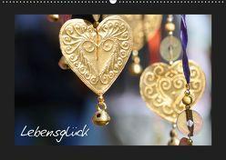 LEBENSGLÜCK (Wandkalender 2019 DIN A2 quer) von Loos - www.niceimage.de,  Alexandra
