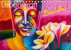 Lebenskraft Buddha (Tischkalender 2019 DIN A5 quer) von Voßen - Herzog von Laar am Rhein,  W.W.