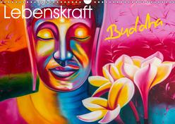 Lebenskraft Buddha (Wandkalender 2019 DIN A3 quer) von Voßen - Herzog von Laar am Rhein,  W.W.