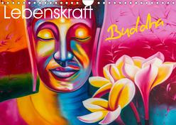 Lebenskraft Buddha (Wandkalender 2019 DIN A4 quer) von Voßen - Herzog von Laar am Rhein,  W.W.