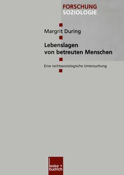 Lebenslagen von betreuten Menschen von During,  Margrit