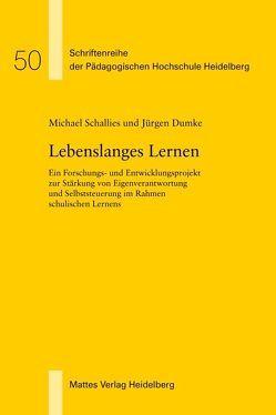 Lebenslanges Lernen von Dumke,  Jürgen, Schallies,  Michael
