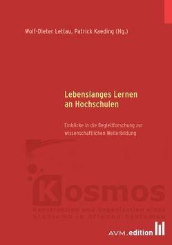 Lebenslanges Lernen an Hochschulen von Kaeding,  Patrick, Lettau,  Wolf-Dieter