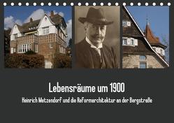 Lebensräume um 1900 (Tischkalender 2020 DIN A5 quer) von der Stadt Bensheim,  Museum, Kaffenberger,  Thomas