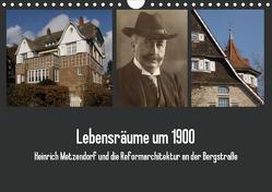 Lebensräume um 1900 (Wandkalender 2020 DIN A4 quer) von der Stadt Bensheim,  Museum, Kaffenberger,  Thomas