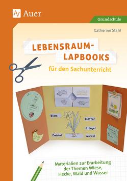 Lebensraum-Lapbooks für den Sachunterricht von Stahl,  Catherine