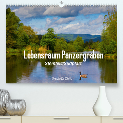 Lebensraum Panzergraben (Premium, hochwertiger DIN A2 Wandkalender 2021, Kunstdruck in Hochglanz) von Di Chito,  Ursula