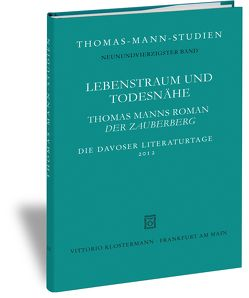 Lebenstraum und Todesnähe von Koopmann,  Helmut, Sprecher,  Thomas
