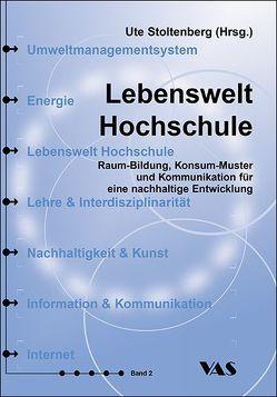 Lebenswelt Hochschule von Breckner,  Ingrid, Greverus,  Ina M, Hellfritz,  Ulrich, Stoltenberg,  Ute