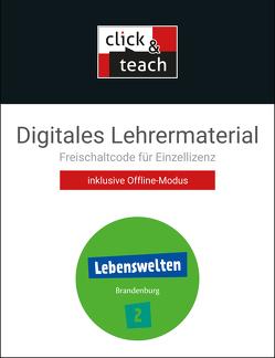 Lebenswelten / Lebenswelten click & teach 2 Box