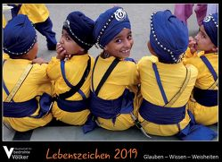 Lebenszeichen 2019: Glauben – Wissen – Weisheiten von Buksch,  Christina, Kopf,  Sabrina, Papai,  Nadine