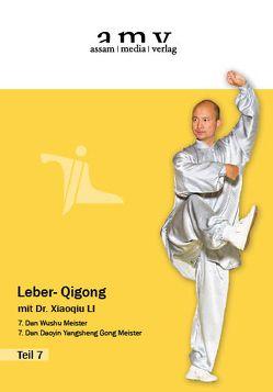 Leber- Qigong – Lehr DVD von DI Assam,  Kurt, LI,  Xiaoqiu