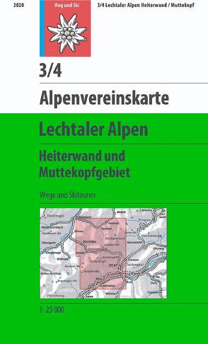 Lechtaler Alpen – Heiterwand von Deutscher Alpenverein e.V.