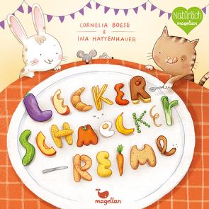 Lecker-Schmecker-Reime von Boese,  Cornelia, Hattenhauer,  Ina