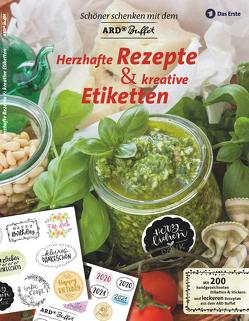 Leckere Rezepte und kreative Etiketten