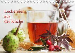 Leckereien aus der Küche CH – Version (Tischkalender 2019 DIN A5 quer) von Riedel,  Tanja