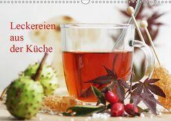 Leckereien aus der Küche CH – Version (Wandkalender 2019 DIN A3 quer) von Riedel,  Tanja