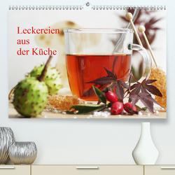 Leckereien aus der Küche (Premium, hochwertiger DIN A2 Wandkalender 2021, Kunstdruck in Hochglanz) von Riedel,  Tanja