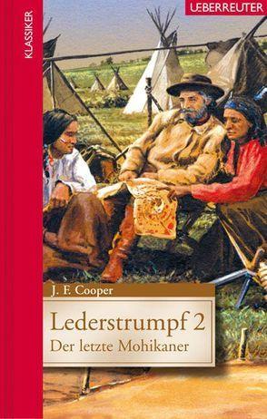 Lederstrumpf 2 von Cooper,  James F.