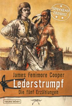 Lederstrumpf von Cooper,  James Fenimore, Kleiner,  Franziska
