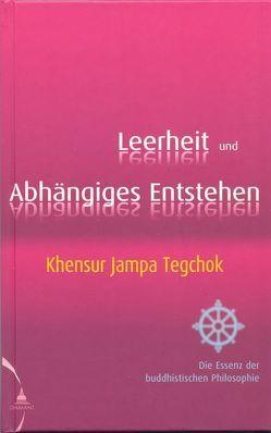 Leerheit und Abhängiges Entstehen von Tegchok,  Jampa
