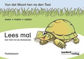 Lees mal – Dat Heft mit de Schildüütz von Wachendorf,  Peter