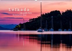 Lefkada – die weiße Perle im Ionischen Meer (Wandkalender 2019 DIN A2 quer) von Muß,  Jürgen
