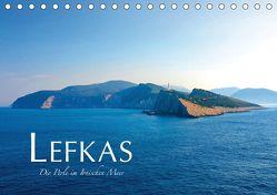 Lefkas – Die Perle im Ionischen Meer (Tischkalender 2019 DIN A5 quer) von Keller,  Fabian