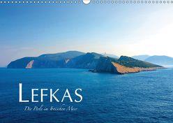 Lefkas – Die Perle im Ionischen Meer (Wandkalender 2018 DIN A3 quer) von Keller,  Fabian