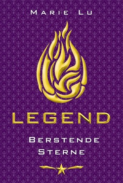 Legend 3 – Berstende Sterne von Knuffinke,  Sandra, Komina,  Jessika, Lu,  Marie