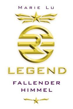 Legend – Fallender Himmel von Knuffinke,  Sandra, Komina,  Jessika, Lu,  Marie
