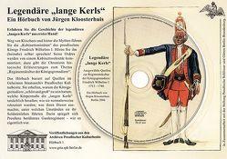 """Legendäre """"lange Kerls"""". Ein Hörbuch von Jürgen Kloosterhuis von Kloosterhuis,  Jürgen"""