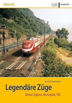 Legendäre Züge von Koschinski,  Konrad