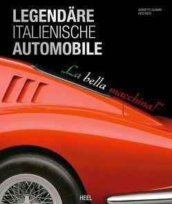 Legendäre italienische Automobile von Enzo Rizzo,  Enzo, Giorgetto Giugiaro,  Giorgetto, Giugiaro,  Giorgetto, Rizzo,  Enzo