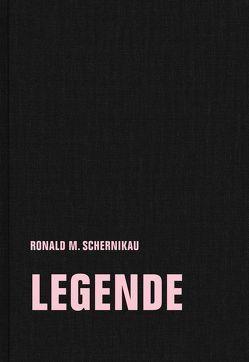 legende von Keck,  Thomas, Mielke,  Lucas, Peitsch,  Helmut, Schernikau,  Ronald M, Thein,  Helen