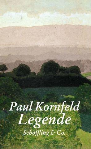 Legende von Kornfeld,  Paul